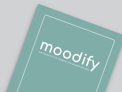 Moodify – das Tagebuch für Therapie und Selbstfürsorge