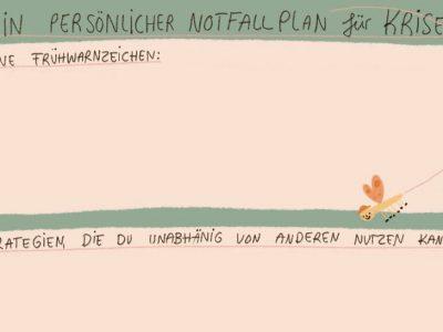 Der Notfallplan